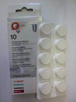 Zsíroldó és vízkőldő tabletta
