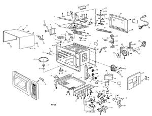 Mikrosütő felépítése