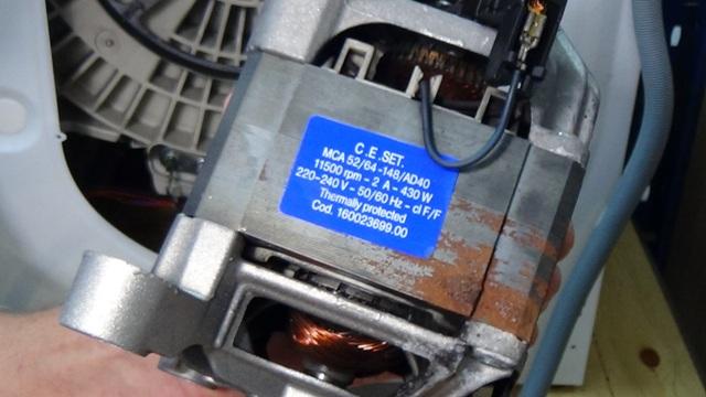 Mosógép CESET motor