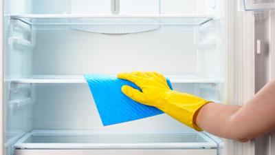 Hűtőgép tisztítás